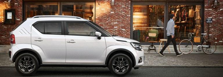 """Der neue Suzuki Ignis """"Intro Edition"""""""