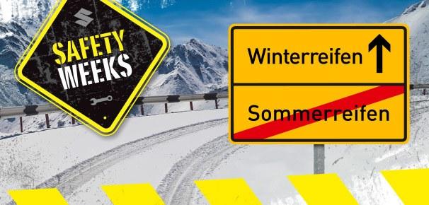 Die Suzuki Winteraktion 2016 – jetzt mit großem Winter-Check!