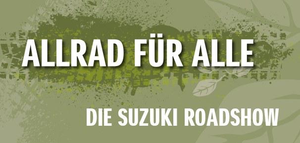 """""""Allrad für alle"""" on Tour in Deutschland: vom 23.9.2016 – 31.3.2017"""