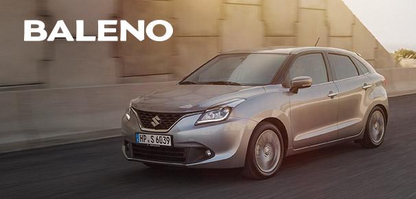 Der neue Suzuki Baleno: Sieger im Vergleichstest der AUTOStraßenverkehr!